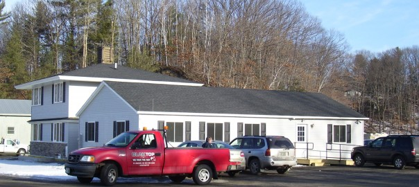 Blaktop. Inc Paving NH Office